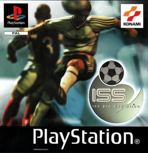 Playstation 1 - ISS Pro Evolution