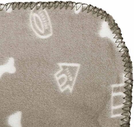 Egmy Hot 2016 Soft Warm Fleece Mat Bed Cover Pet Dog Cat Blanket