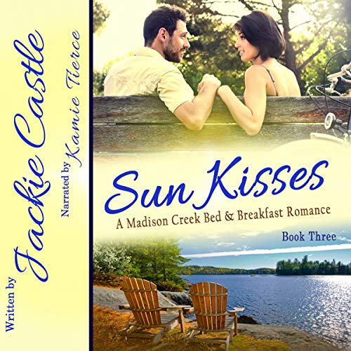 Sun Kisses audiobook cover art