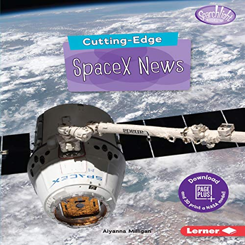 Cutting-Edge SpaceX News cover art