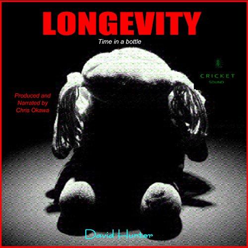 Longevity audiobook cover art