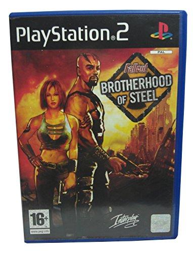 FALLOUT BROTHERHOOD OF STEEL - VERSION DE ESPAÑA PS2 PLAYSTATION 2