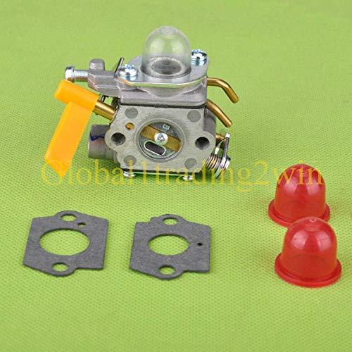 Piezas de repuesto para carburador Huq para carburador Homelite Ut-20042 Ut-20043 Ut-20022 Ut-20006 25Cc Trimmer Carburador reemplaza