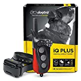 Dogtra iQ Plus Rechargeable Waterproof 400-Yard Dog Training E-Collar with Water-Resistant Remote