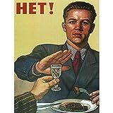 Wee Blue Coo Political Alcohol Soviet Communism USSR Food