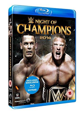 WWE: Night Of Champions 2014 [Blu-ray] [UK Import]