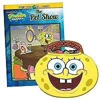 SpongeBob SquarePants Shaped Board Books (Set of 2) by Nickelodeon