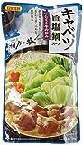 日本食研 キャベツ旨塩鍋スープ 720g