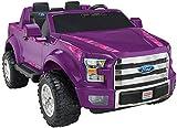 Power Wheels Ford F-150, Purple Camo