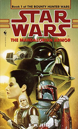 The Mandalorian Armor: Mandalorian Armour