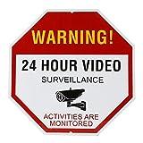 Videoüberwachungsschild