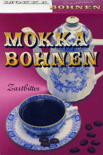 Rotstern Mokkabohnen Zartbitter
