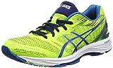 Asics Gel-DS Trainer 22 NC, Zapatillas de Deporte para Hombre, Amarillo (Safety Yellow/Thunder Blue/Indigo Blue), 46 EU