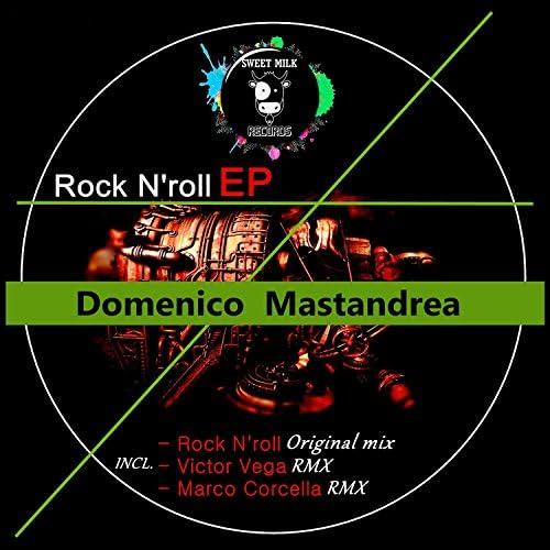 Domenico Mastandrea, Victor Vega & Marco Corcella