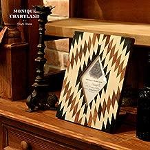 Goody Grams/PHOTO FRAME CHIMAYO D 木製 フォトフレーム 写真立て アンティーク 木製 おしゃれ 壁掛け 葉書 ハガキ 卓上
