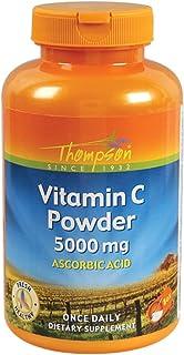Thompson Vitamin C Powder - 5000 mg - 8 oz
