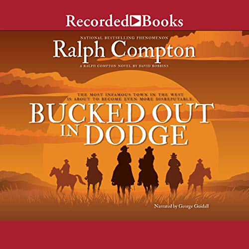 Bucked Out in Dodge audiobook cover art