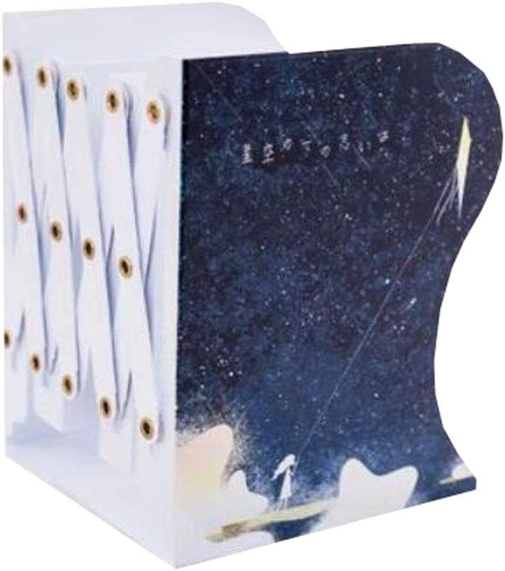Office Stationery Student Bookends Folding Fresno Mail order Mall Bookshelf Retractable