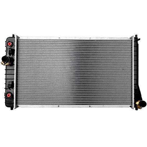 ECCPP Auto Parts – Radiador de repuesto de aluminio de plástico para Chevrolet Cavalier Sedan Z24 2002