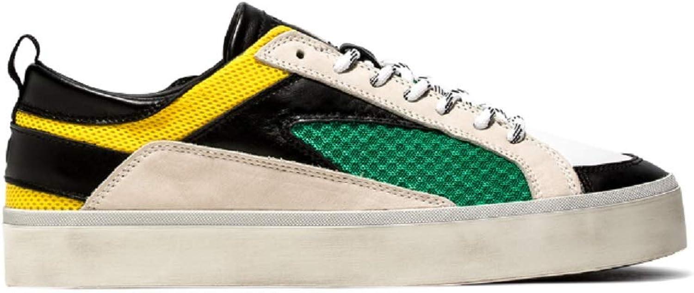 D.a.t.e. Sneaker Uomo m301sk me me me rg Shake mesh Green ss19 B07PTYDC3R  79a558