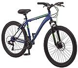 Schwinn Sidewinder Mountain Bike, 26-inch Wheels, Mens Frame, Blue