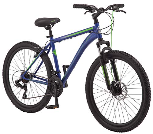 Schwinn Sidewinder Mountain Bike, 26-inch Wheels, Mens Frame, Blue