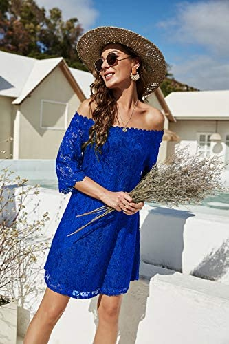 Royal blue summer dresses _image3