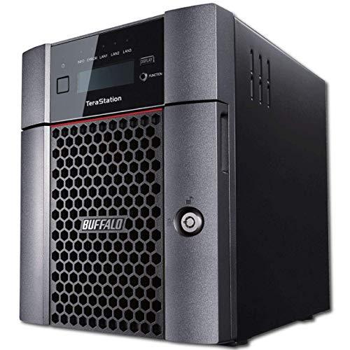 Buffalo LinkStation 2102TB NAS Persönlichen Cloud Storage und Media Server schwarz schwarz 24 TB