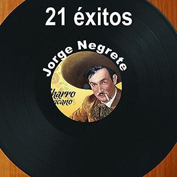 21 Éxitos: Jorge Negrete