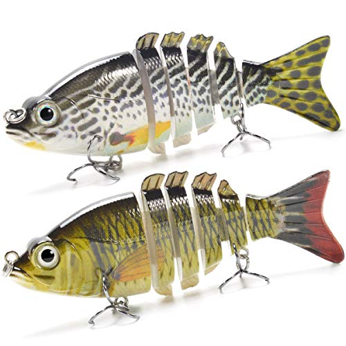 Supertrip Bass Lures