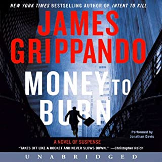 Money to Burn audiobook cover art