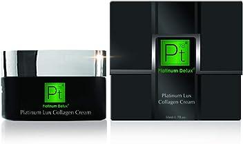 Platinum Lux Collagen Cream Platinum Delux
