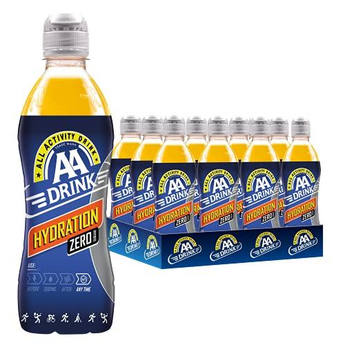 AA Drink Hydration 0,5L (24 flesjes, incl. statiegeld)