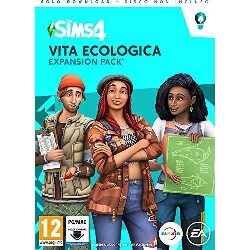 The Sims 4 Vita Ecologica Expansion Pack Standard | Codice Origin per PC