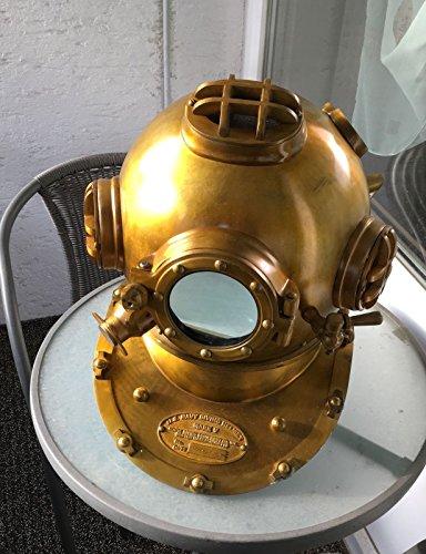 Safa Tauchhelm/Tauchhelm/Tauchhelm/US Navy Mark V/Deep Sea Marine Diver SCA C
