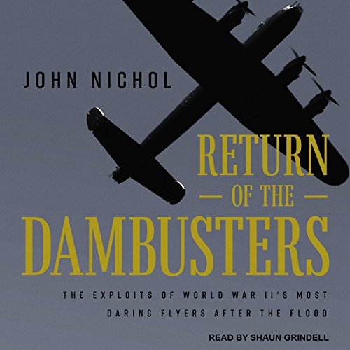 Return of the Dambusters audiobook cover art