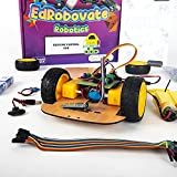 Sparklebox Gesture Control Robot | Grade 5 | Ideal Gift for Kids of Age 10 Years and Above | DIY Kit.