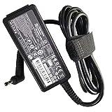 XITAIAN 19.5V 2.05A 40W 4.0x1.7mm Adaptador Cargador Portátil Repuesto para HP/Compaq Mini HSTNN-DA18 PA-1400-18HL PA-1400-18HA HSTNN-CA18 HSTNN-LA18