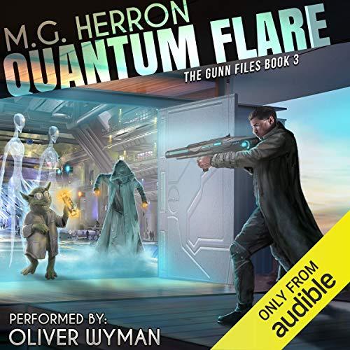 Quantum Flare Titelbild