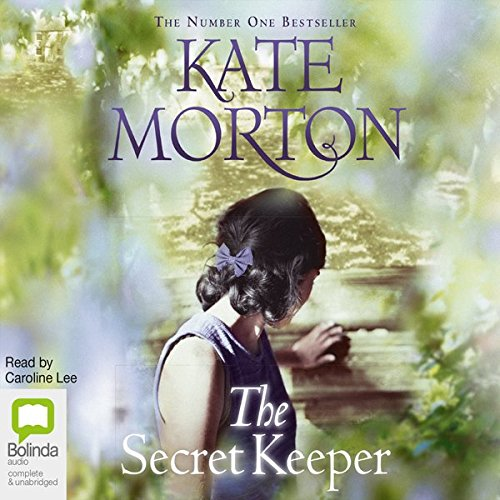 The Secret Keeper                   By:                                                                                                                                 Kate Morton                               Narrated by:                                                                                                                                 Caroline Lee                      Length: 19 hrs and 57 mins     353 ratings     Overall 4.0