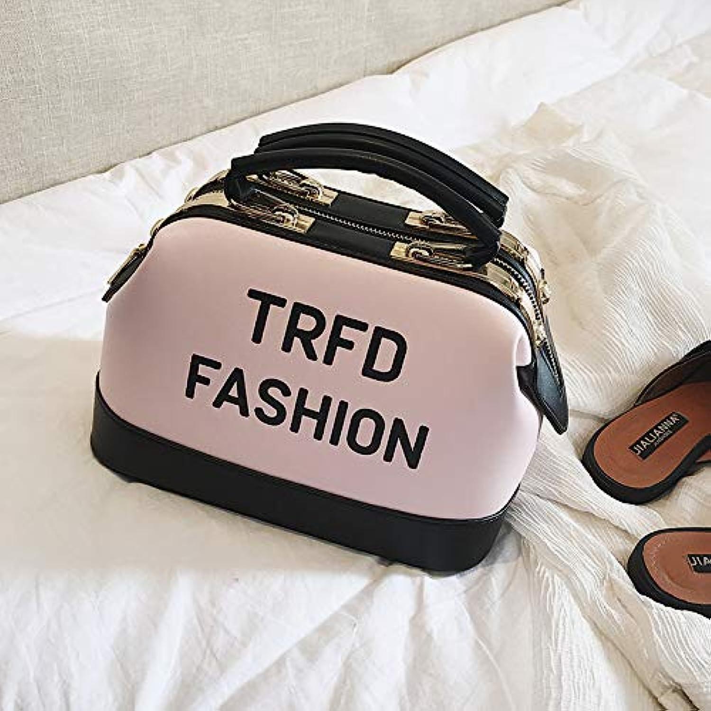 WANGZHAO Single Shoulder Bag, Satchel Bag, Women's Bag, Letter, Casual Handbag.