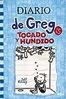 Diario de Greg 15. Tocado y hundido: 015