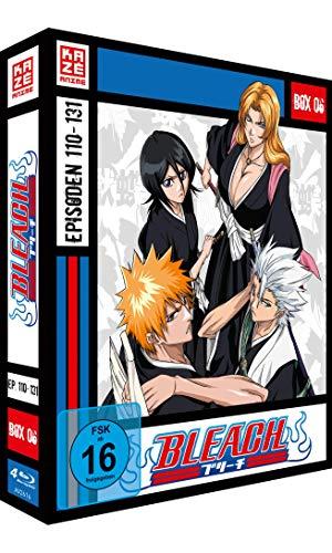 Bleach - TV Serie - Vol.6 - [Blu-ray]