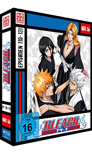 Bleach TV Serie - Box 6 - [Blu-ray]
