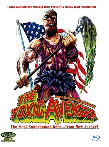 The Toxic Avenger [Blu-ray + DVD Combo]