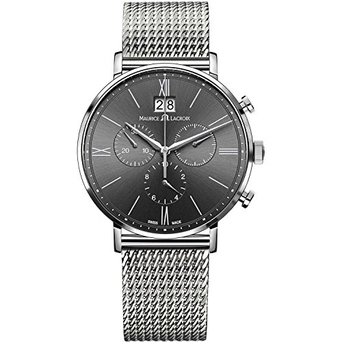 MAURICE LACROIX Schweizer Chronograph Eliros EL1088-SS002-811-1