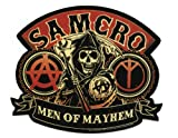 Animewild Sons of Anarchy Men of Mayhem Sticker