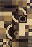 Oriental Weavers Tones 5444J Area Rug 2-Feet 3-Inch by 7-Feet 9-Inch [並行輸入品]
