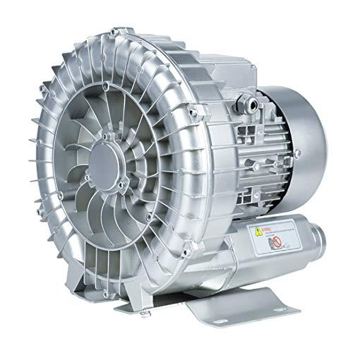 J.W. Hochdruck-Vortex-Ventilator Industrielles Aquakultur-Belüftergebläse Hochleistung 180 W / 220 V, 0,12 W.
