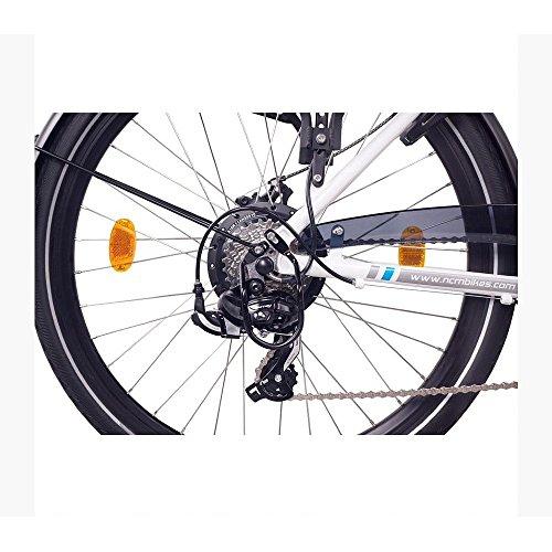 E-Trekkingbike NCM Munich 36V 26″ / 28″ Bild 6*